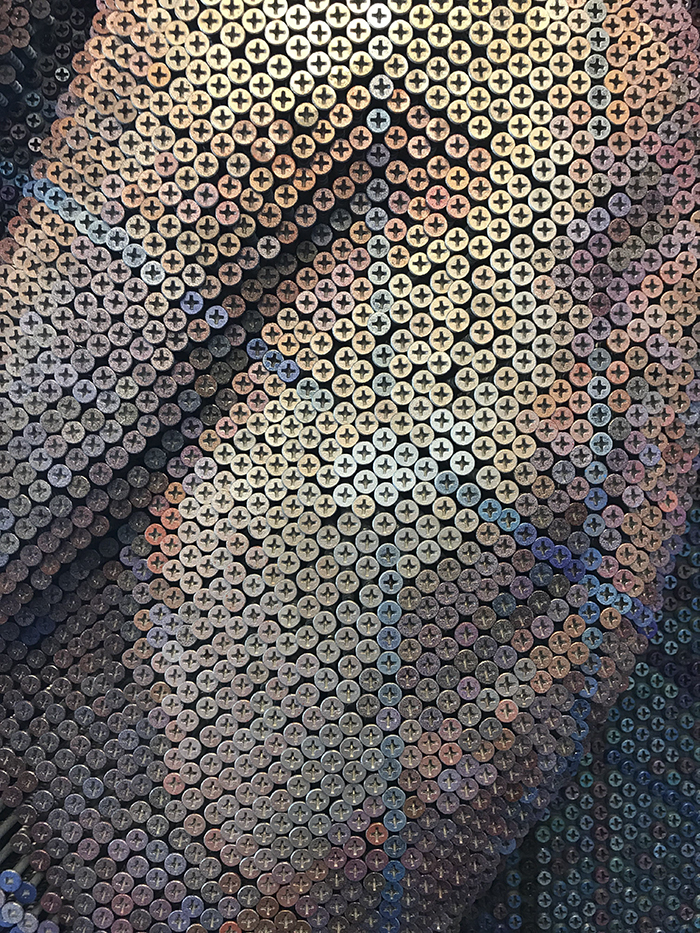 Artist Used 20,000 Nails to Create Amazing Portraits.3