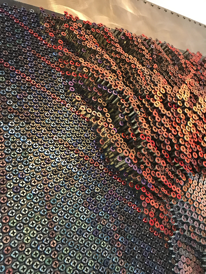 Artist Used 20,000 Nails to Create Amazing Portraits.6