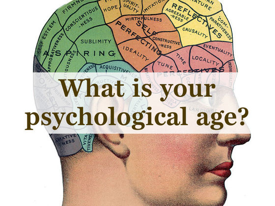 Reveal Your Psychological Age With This Quiz.