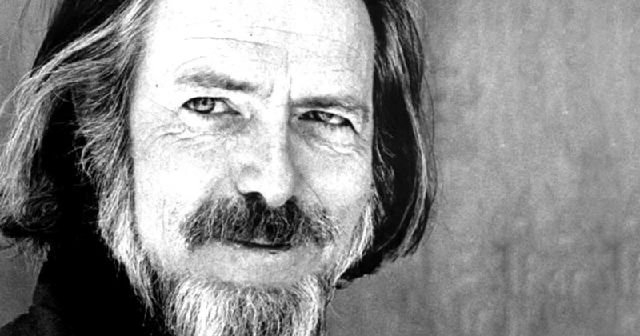 Alan Watts Taught Me the Trick To Meditation