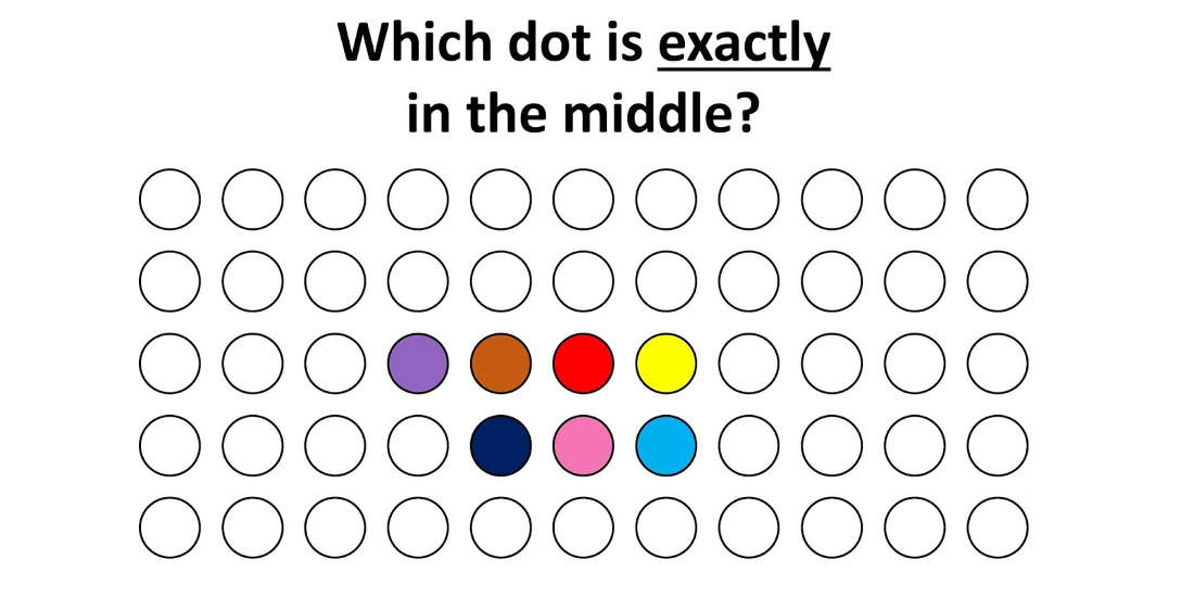 Only Smart Enough People Can Pass This Hit-The-Dot Test. Can You?