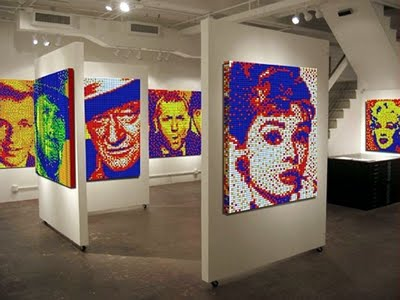 These Artists Twist Thousands of Rubik's Cube a Day to Create Massive Murals.4