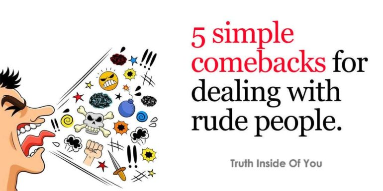 5 Phrases To Politely Encounter Hostile People.