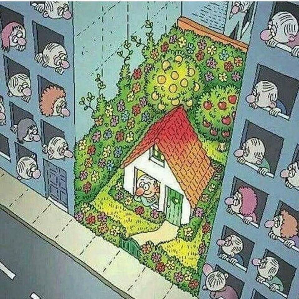14 Honest Sketches Illustrating Sad Reality Of Society Nowadays 11