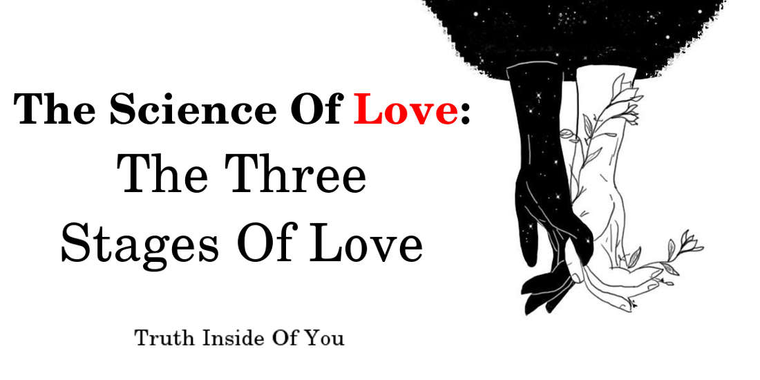The Science Of Love: The Three Stages Of Love
