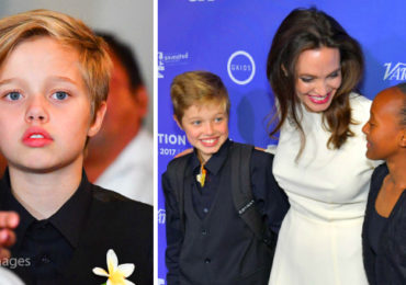 Angelina Jolie And Brad Pitt Totally Support Their Daughter, Shiloh, In Choosing Her Gender Identity