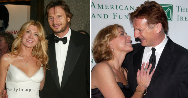 Liam Neeson And Natasha Richardson A Love Story To Remember