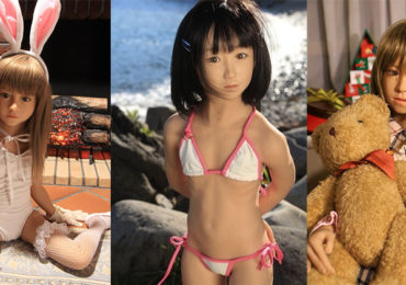 These Child-Like Sex Dolls Are Designed To Keep Pedophiles From Offending