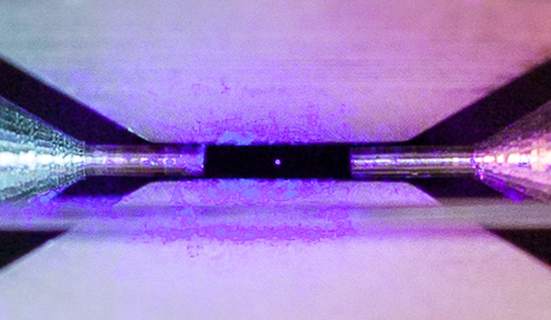 This Photo of a Single Trapped Atom Is Absolutely Breathtaking 1