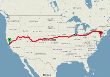 Travel Coast-to-Coast by Train and See America's Greatest Sites For Just Over $200