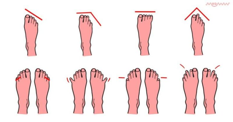 What Do Your Feet Reveal About Your Personality