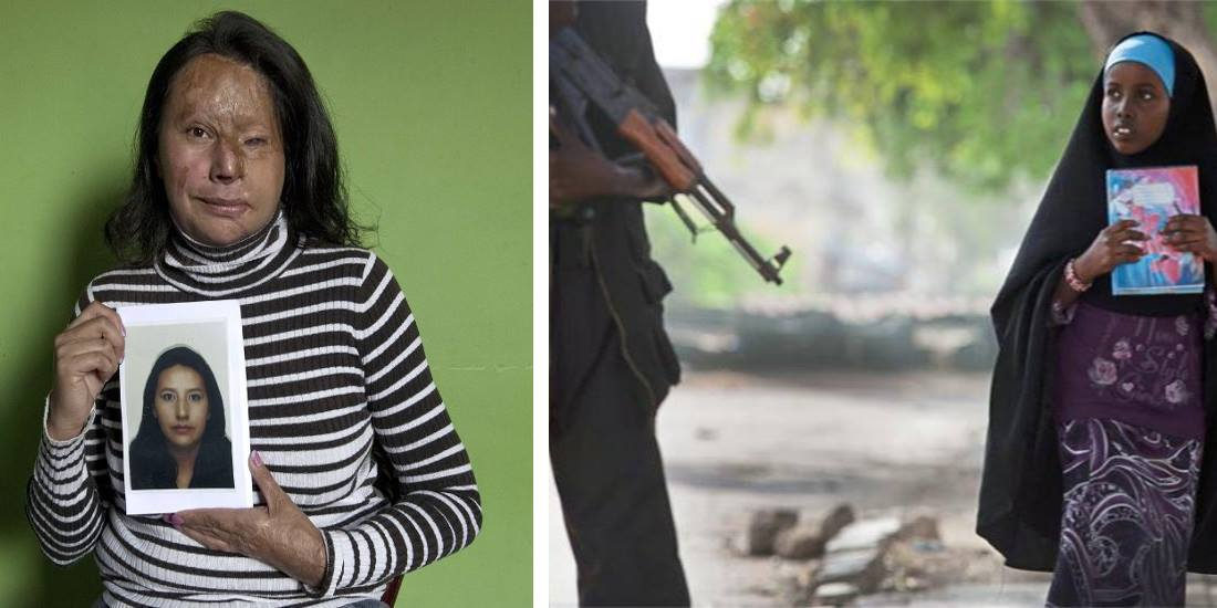 10 Most Dangerous Countries In The World That Are Not Safe For Women-1
