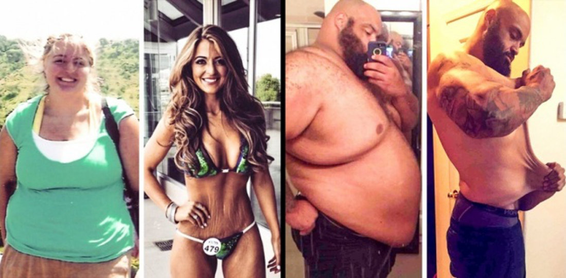 10 People Who Lost Weight and Started Living a Whole New Life