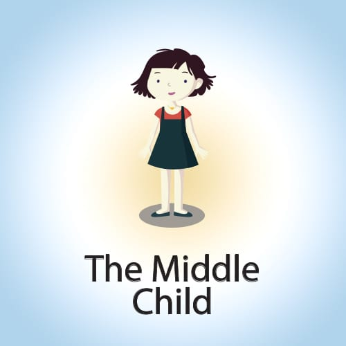 2. The Middle child