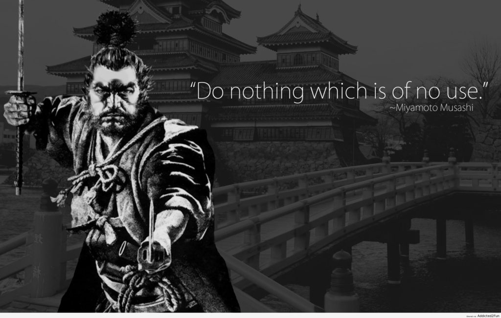 20 Rules of Life a Japanese Samurai (5)