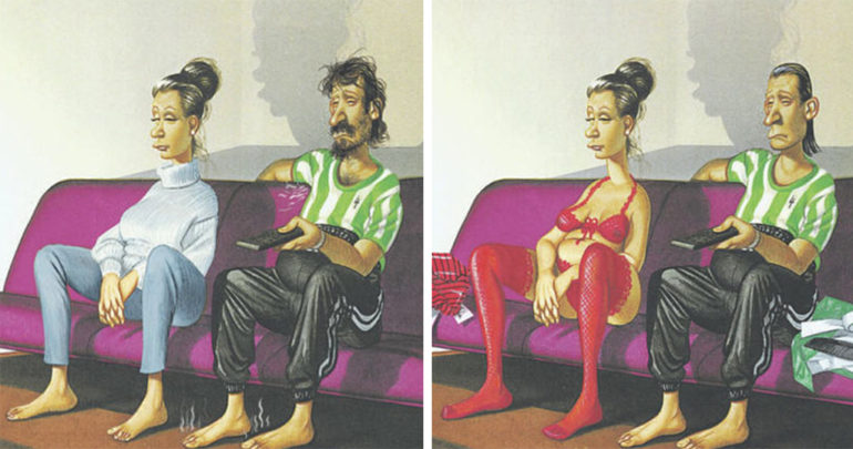 31 Brutally Honest Illustrations Show What's Wrong With Today's Society