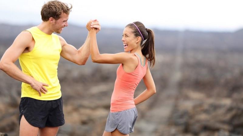 5. Encourage your better half