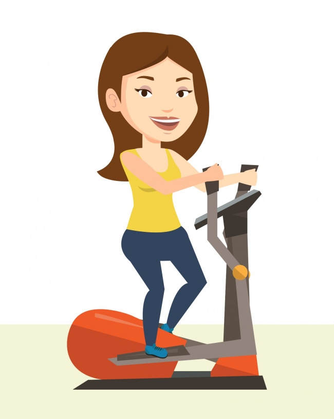 7. Use the elliptical to guard your heart