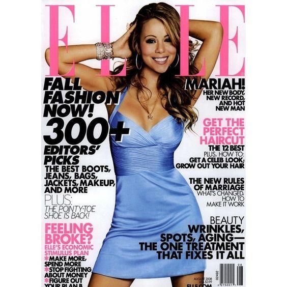 13. Mariah Carey