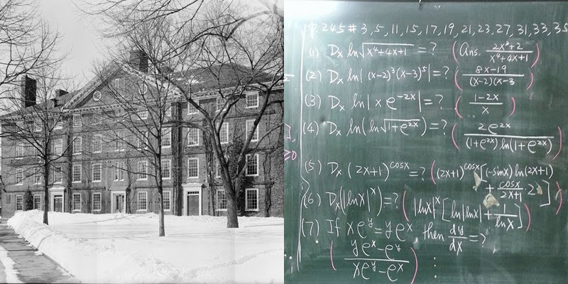 16. Harvard University was founded before calculus was derived.