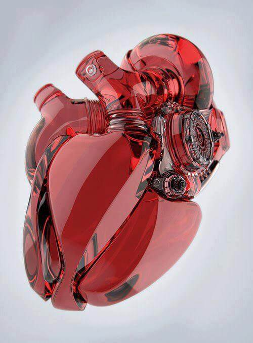 18. Glass Heart Model, Ukraine.