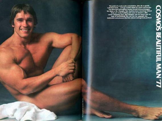 23. Arnold Schwarzenegger