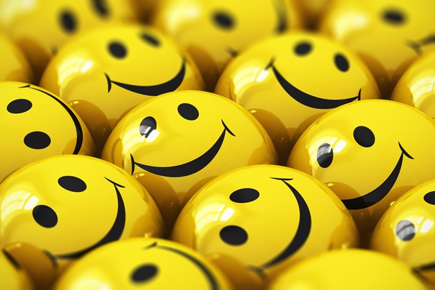 4. Spread happiness