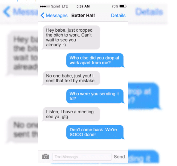 4. Wrong number.