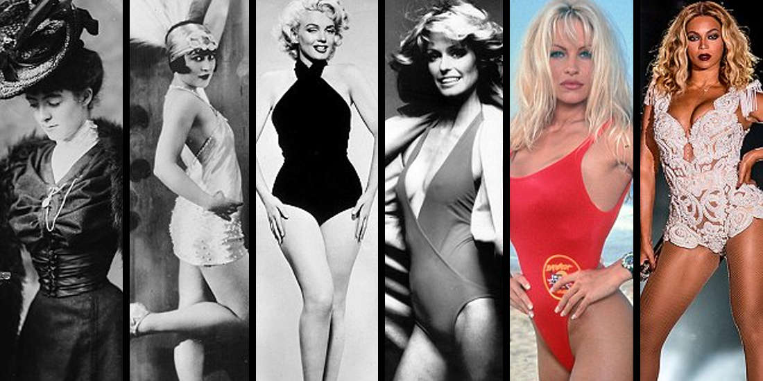 From corsets to bodysuits
