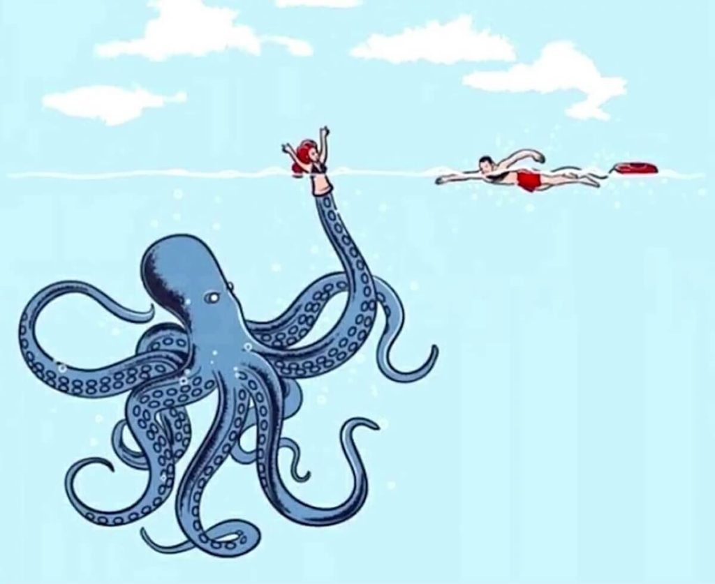 Hilarious Illustrations Demonstrate Some Of The World's Harsh Truths (12)