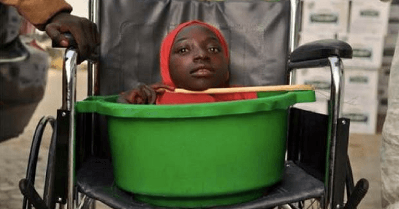 The Girl Who Lived in a Plastic Bucket Rahma