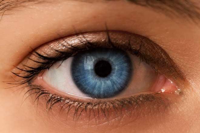 1. Eyes