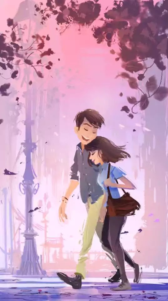 15 Romantic Illustrations By Various Artists-10