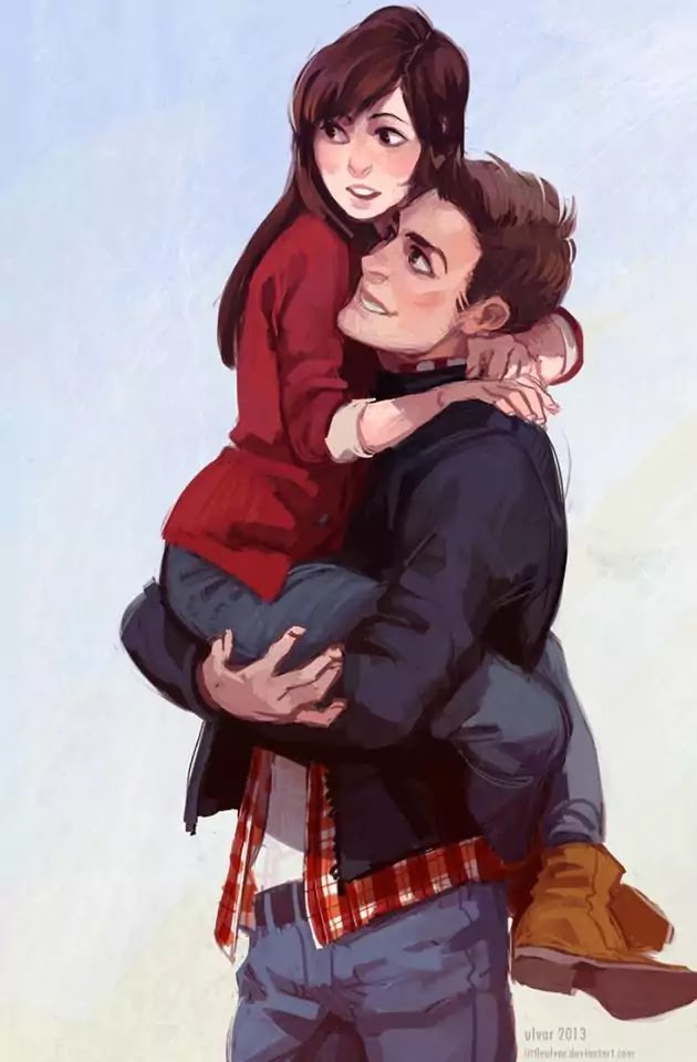 15 Romantic Illustrations By Various Artists-11