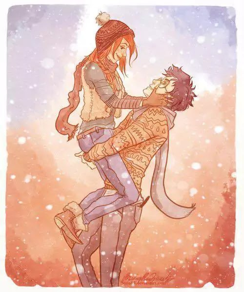 15 Romantic Illustrations By Various Artists-9