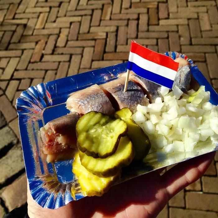15. Soused herring, Netherlands