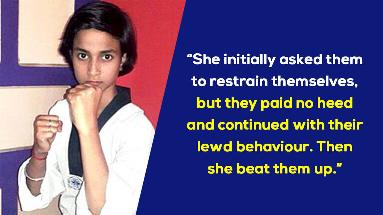18-Year-Old Martial Art Expert Girl From Bengal Beats Up Three Men Who Attempted To Sexually Assault Her