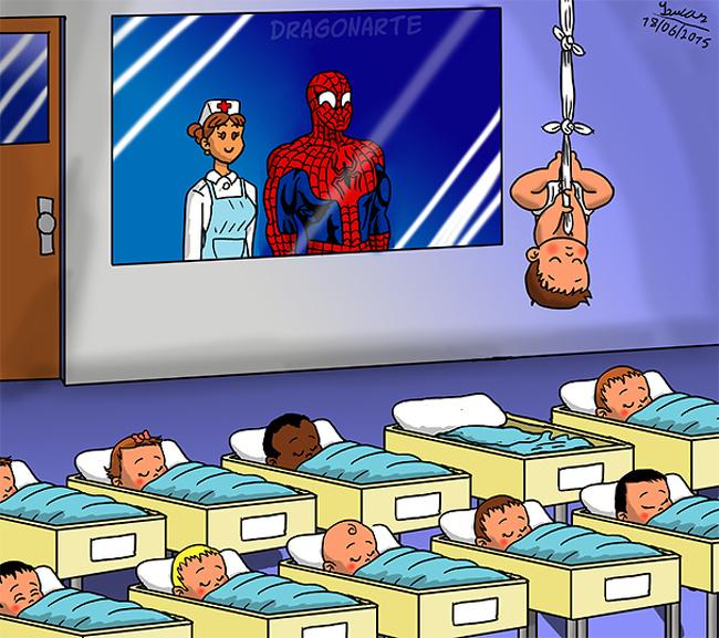 2. Spiderman