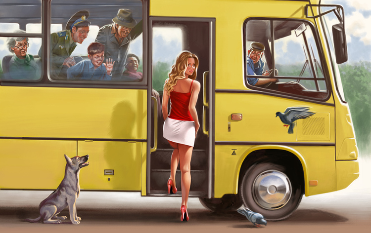30-Illustrations-Capturing-The-Reality-Of-Our-Modern-Society-6