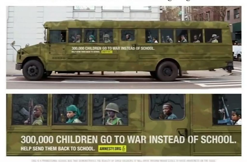 30+ Powerful Social Issue Ads Will Make You Think Twice-6