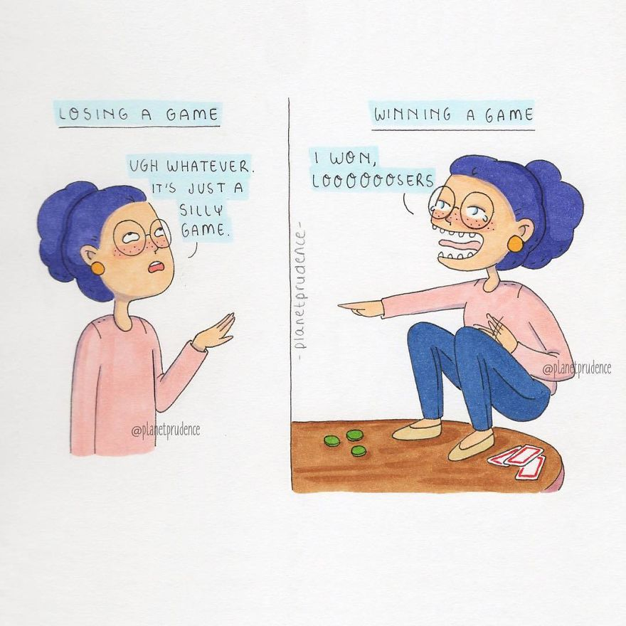 Artist's Funny Illustrations Show The Importance Of Having Self-Confidence That Are Too Relatable-20
