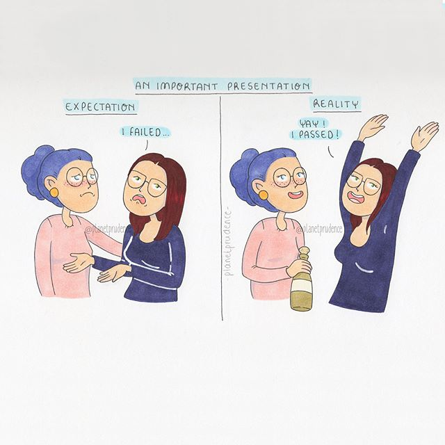 Artist's Funny Illustrations Show The Importance Of Having Self-Confidence That Are Too Relatable-9
