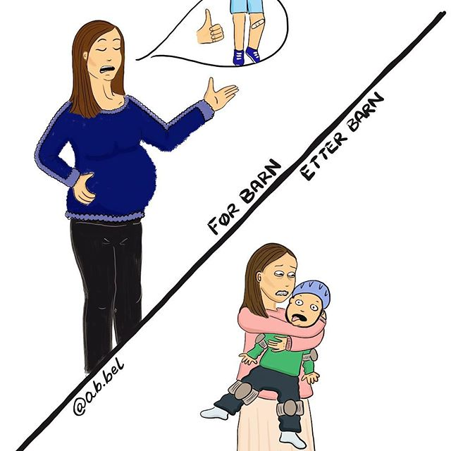 Mom Illustrates Everyday Life With Her Kid And Its Too Hilarious and Relatable-2