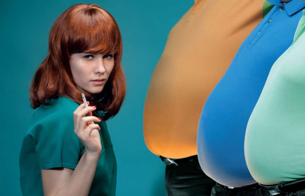Photographer's Provocative Images That Smash Academics And Self-Referential Art Criticism With A Smile-21