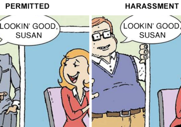 Powerful Illustrations Depict The Double Standards In Our Society