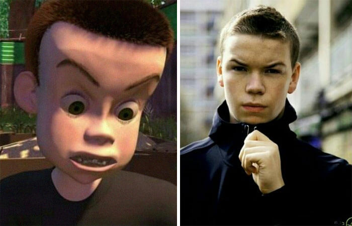 Remember Sid From Toy Story