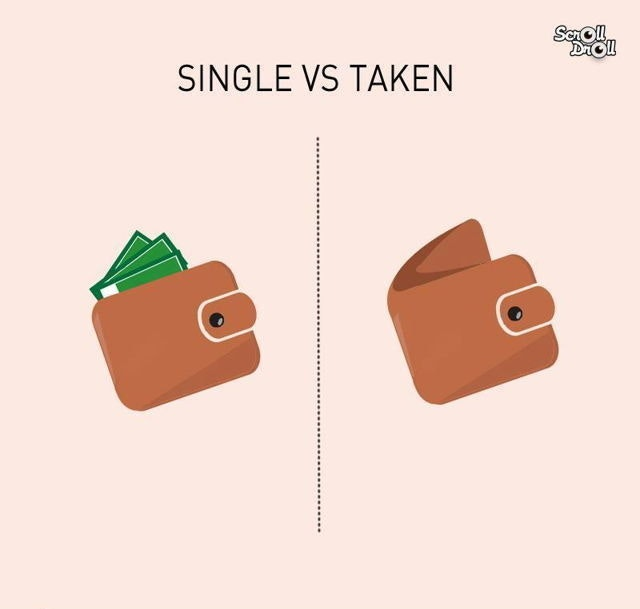 Single Vs Being Married-3