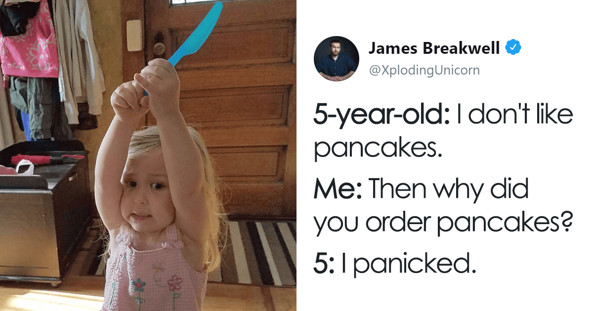 This Dad Tweeted Conversations With His Four Daughters And Made Our Day