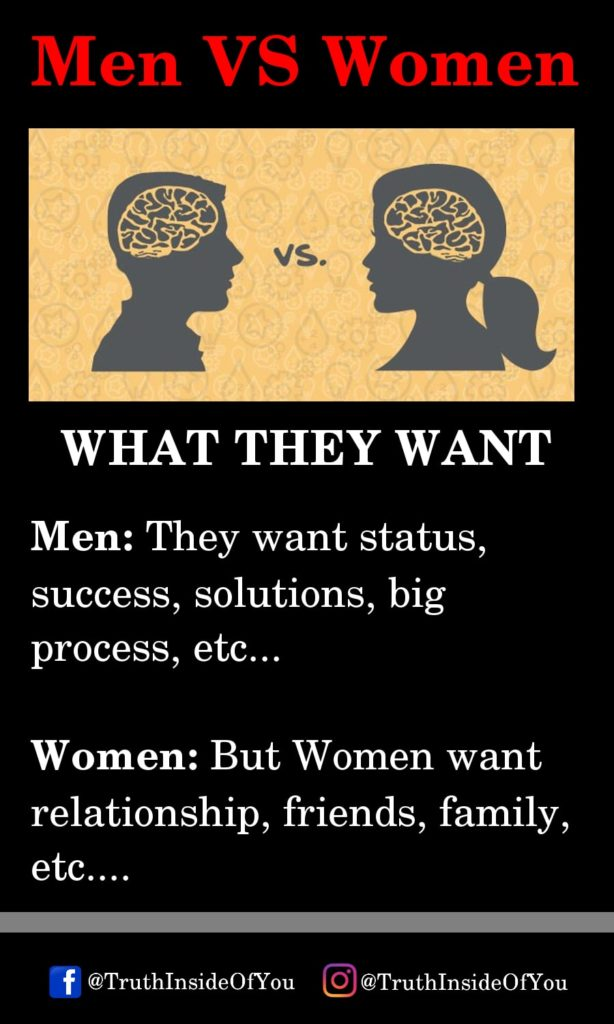 10. WHAT THEY WANT