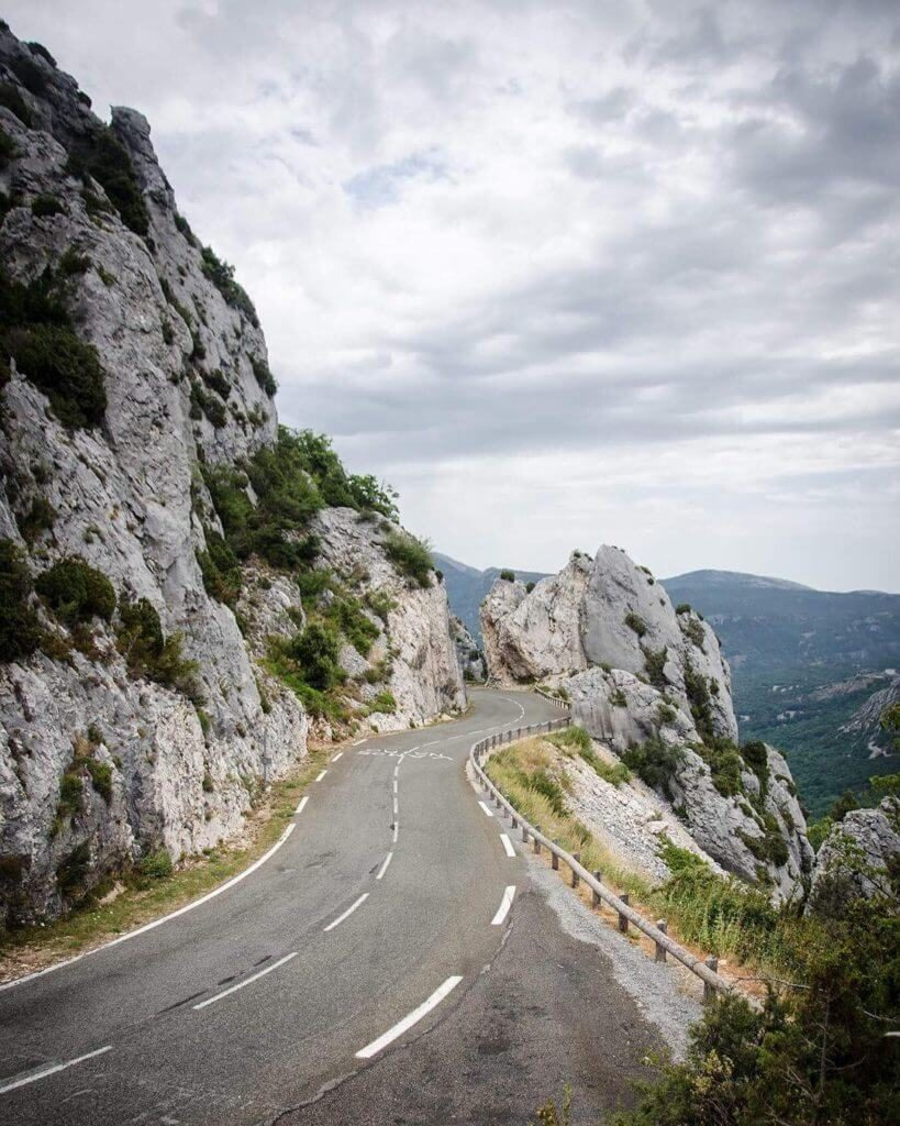 12. Col de Bonette, France